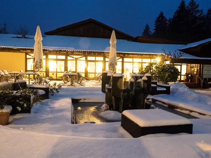 Fastenwandern & Adventsbesinnlichkeit im Wagners Hotel Steinwiesen/ Frankenwald - gern mit Hund
