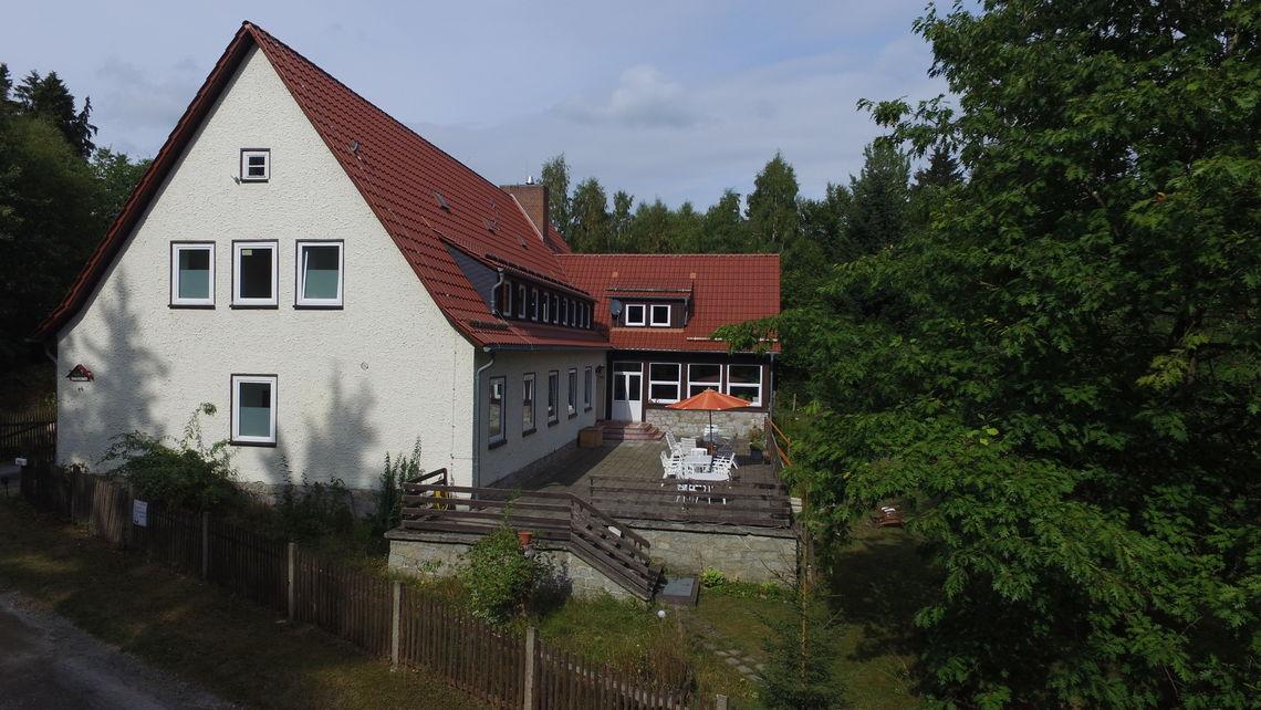 Fastenwandern im Harz in der Villa Viriditas
