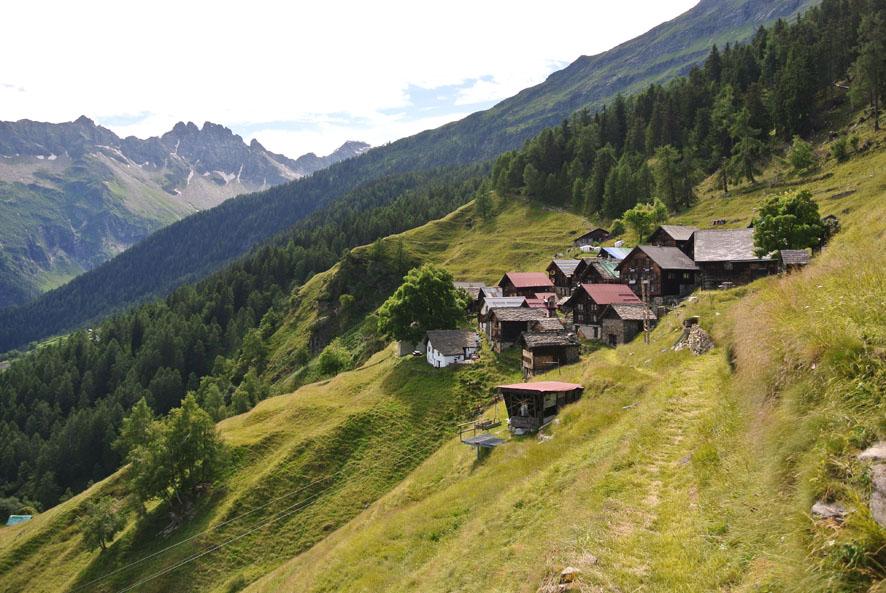 Zentrum für Begegnung - Monti Doro/ Tessin Schweiz