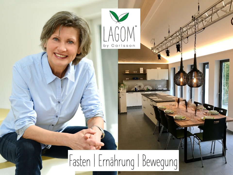 Augsburg: Fastenlocation LAGOM by Carlsson in Affing-Bergen