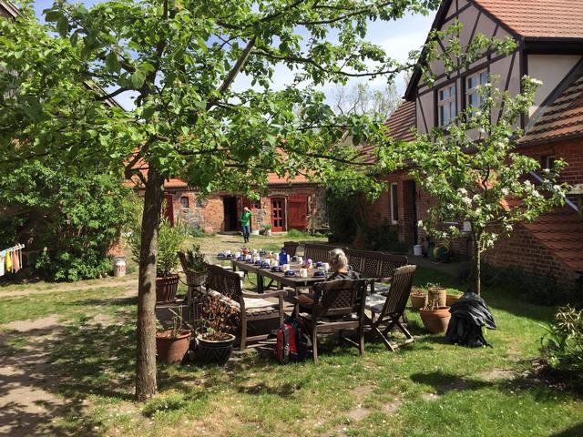 Bio-Fastenhof Behm in Flecken Zechlin Brandenburg