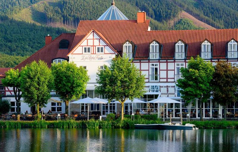 Ilsenburg - Landhaus zu den Rothen Forellen