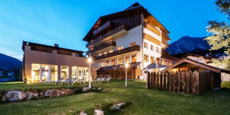 Hotel Ortlerspitz in Südtirol
