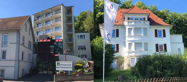 HUFELAND KLINIK / Bad Mergentheim