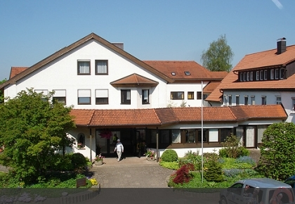 GÄSTEHAUS ST.THERESIA / Bodensee