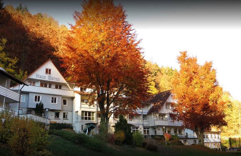 """Fastenwochen im Schwarzwald - Haus Saron in Wildberg """"Schmecket und sehet, wie freundlich der Herr ist."""" (Ps.34,4)"""