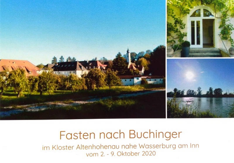 Kloster Altenhohenau nahe Wasserburg am Inn