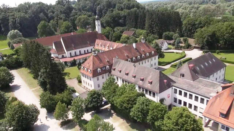 Eine Fastenwoche Auszeit - Auftanken für Körper, Seele und Geist im Kloster Altenhohenau im Bayrischen Wald
