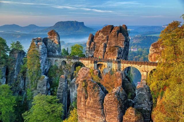 Fasten & Wandern - Auf in die wunderschöne Sächsische Schweiz!